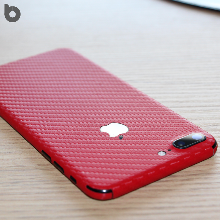 iPhone 7 Plus Текстурная защитная пленка